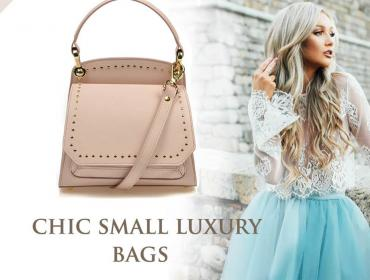 small leather bags