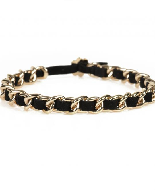 chocker-gold